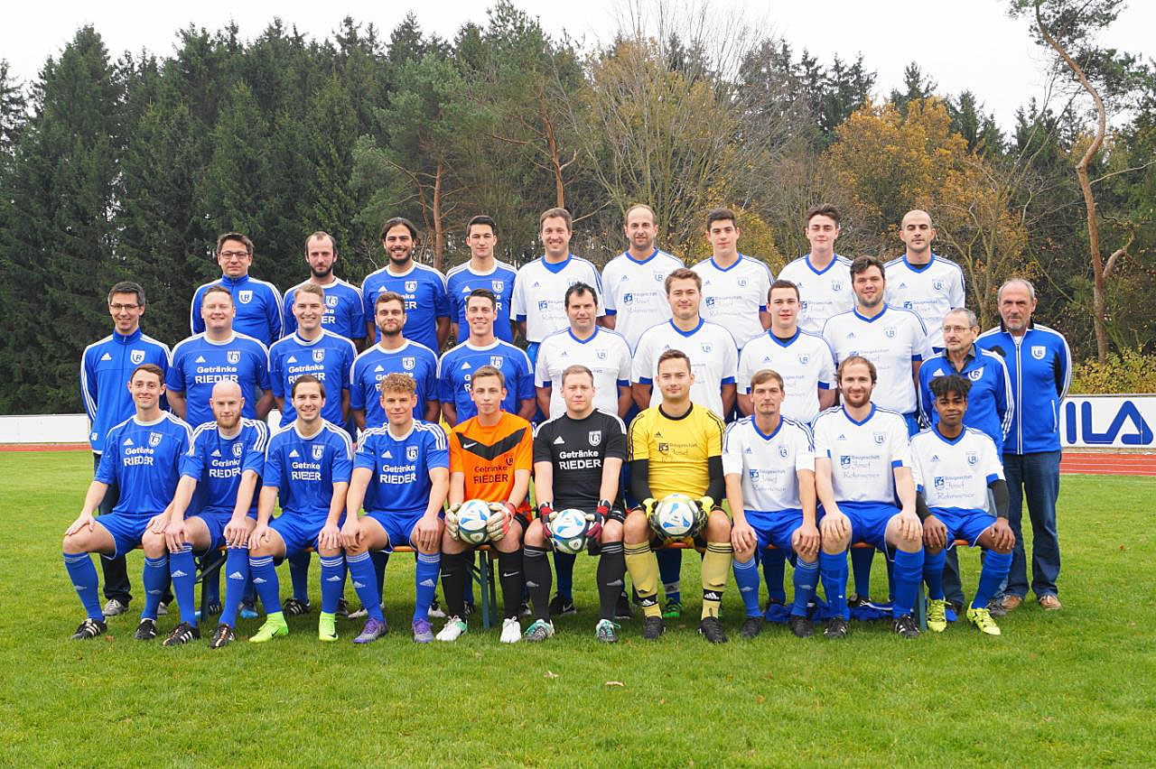 1. und 2. Mannschaft FC Laimering-Rieden